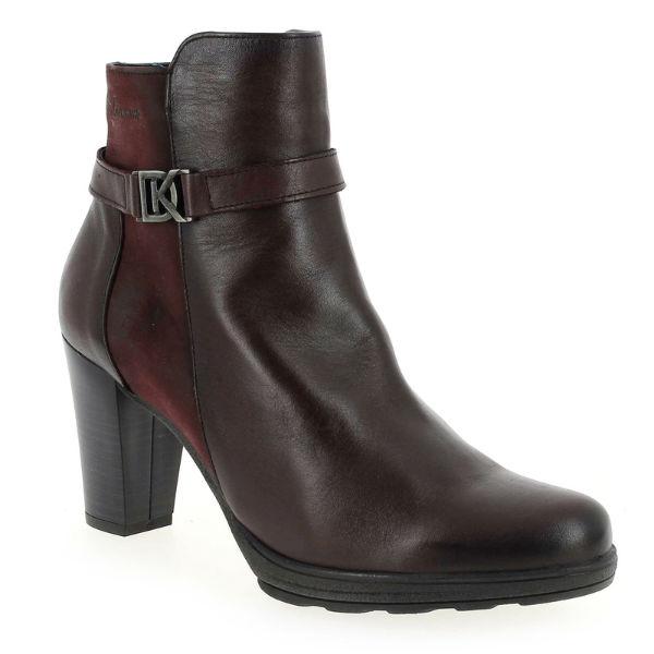 boots dorking femme