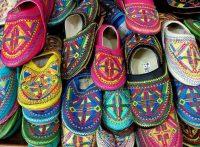 chaussure babouche